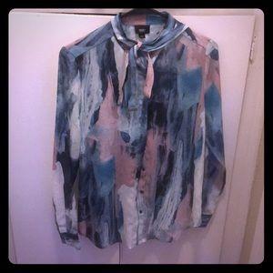 Sz.S Mossimo blouse